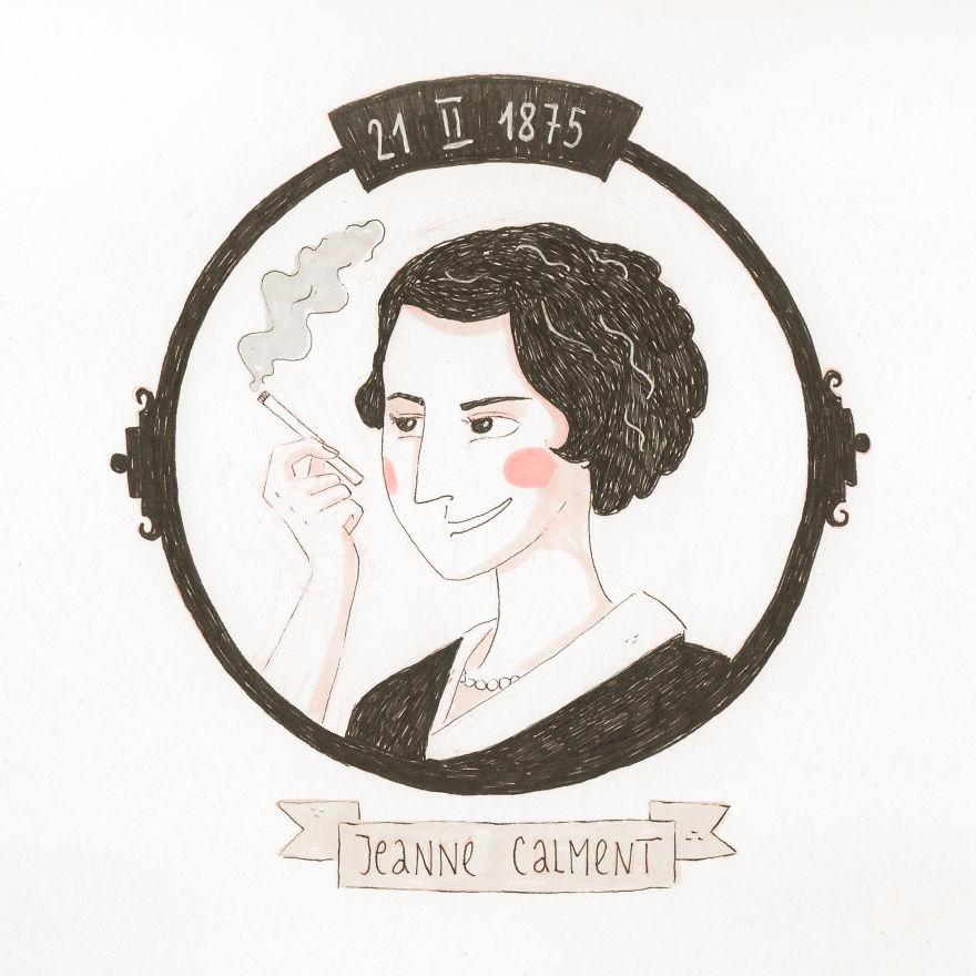 21/02 Jeanne Calment