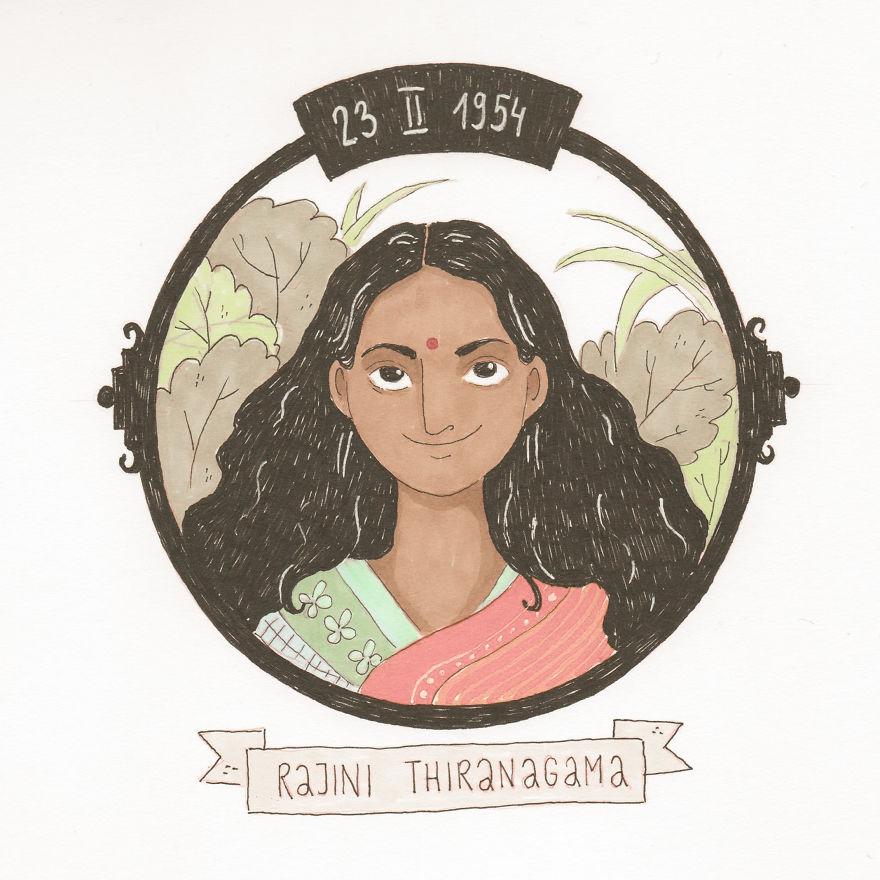 23/02 Rajini Thiranagama