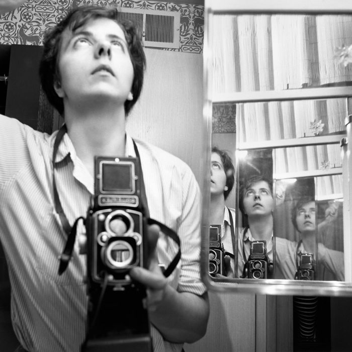 Vivian Maier – An American Street Photographer, Took More Than 150, 000 Pictures