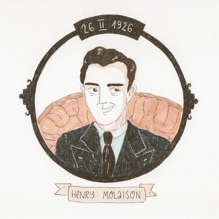 26/02 Henry Molaison