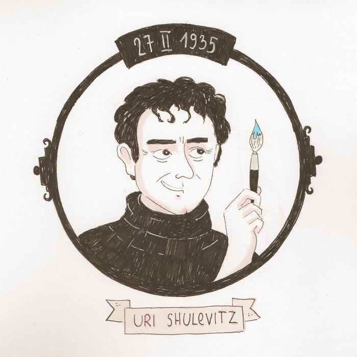 27/02 Uri Shulevitz