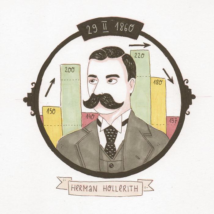 29/02 Herman Hollerith