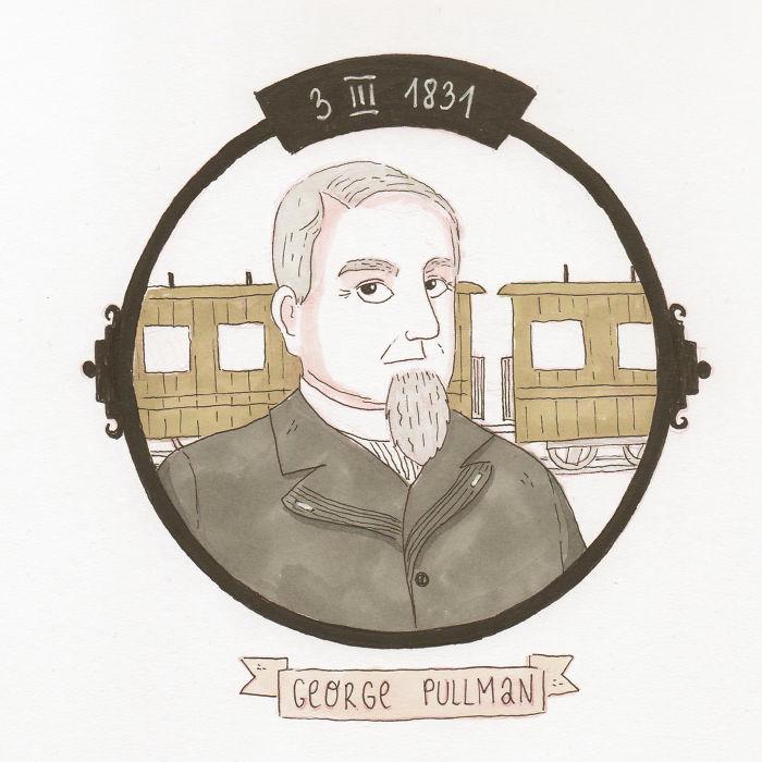 3/03 George Pullman