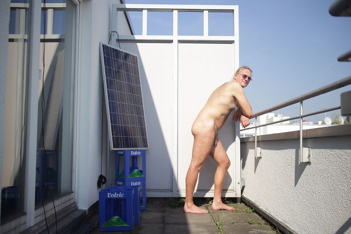Daily Portrait Berlin- 381 Berliners Photographed Each Other Naked!