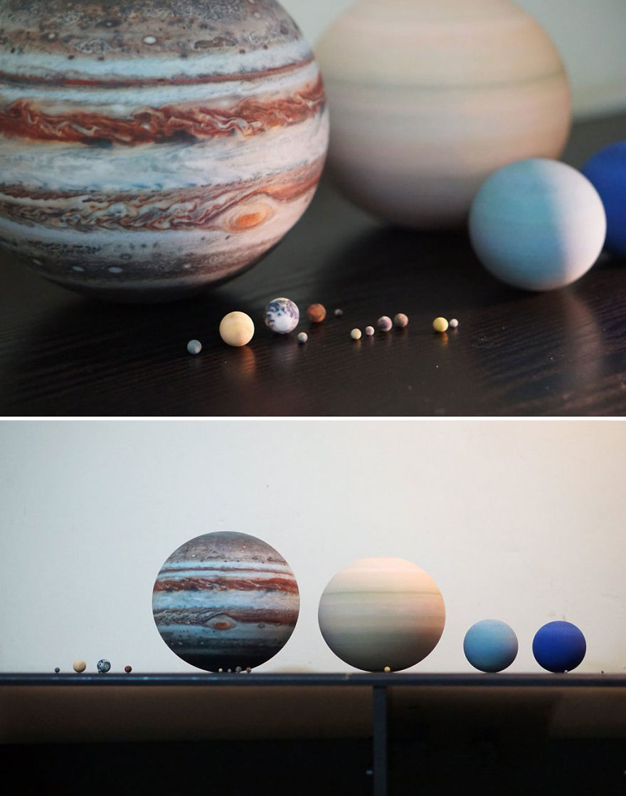 solar system glassware - photo #28