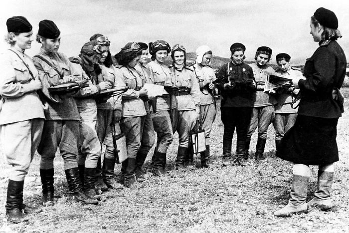 The Night Witches - Female Soviet Pilots Of Ww2