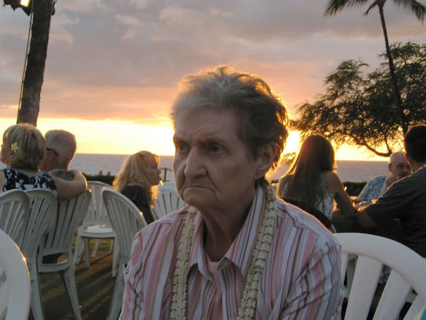We Took My Grandma To Hawaii For The First Time