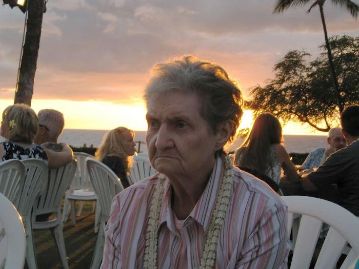Llevamos a mi abuela a Hawai por 1ª vez