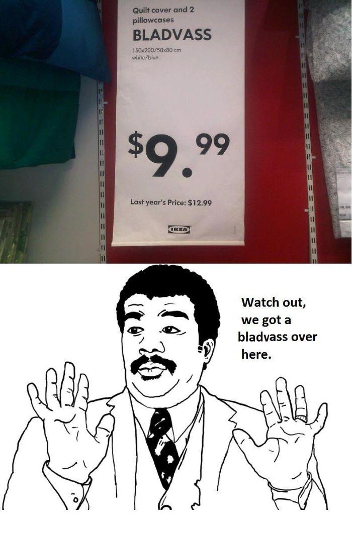 What I Saw While Browsing Ikea