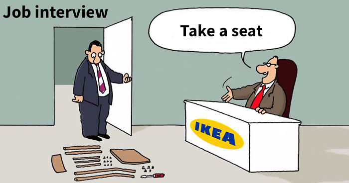 10+ Jokes You Will Understand Only If You Live In IKEA