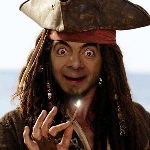 Mr Bean Photoshop
