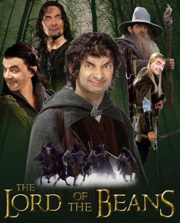El señor de los Beans