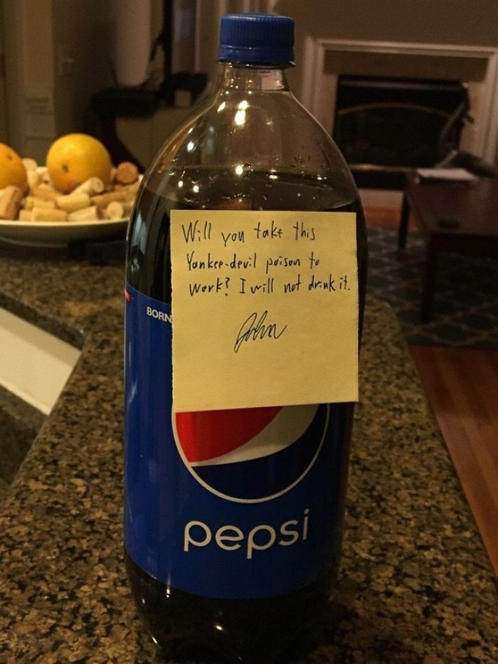 A Truly Southern Gentleman Left A Note For His Wife