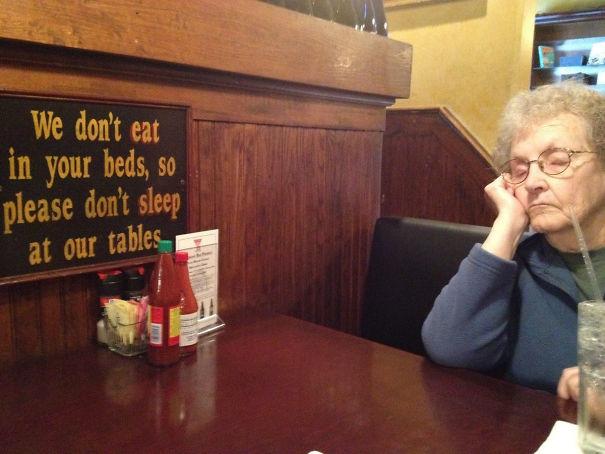 Grandma Gets It