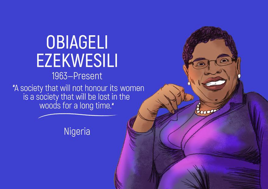 Obiageli Ezekwesili