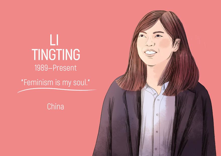 Li Tingting
