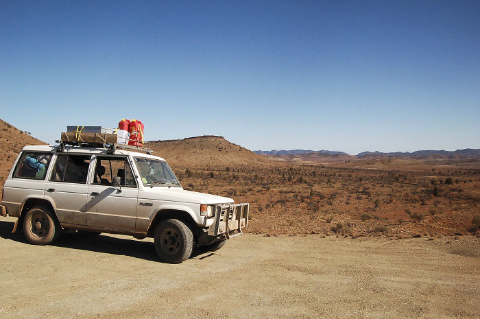 A Journey Into The Outback In Photos
