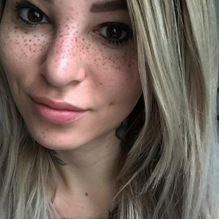 Freckle Tattoos
