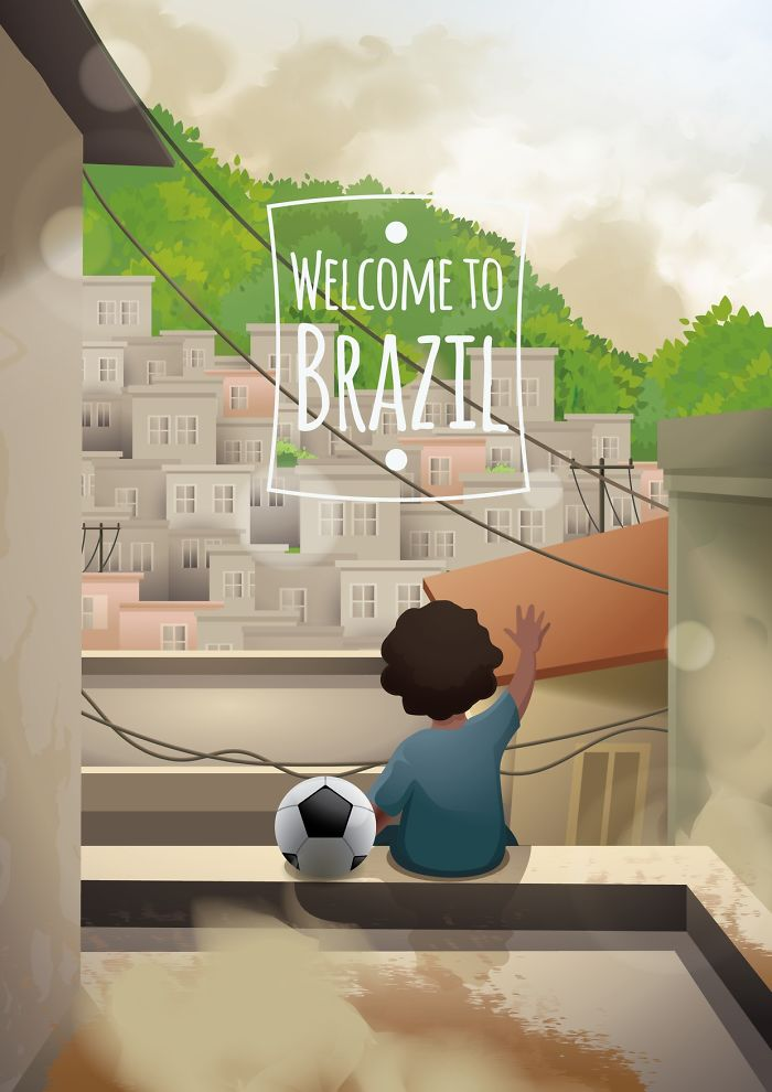 Or Perhaps A More Realistic Angle Of Brazil's True Beauty