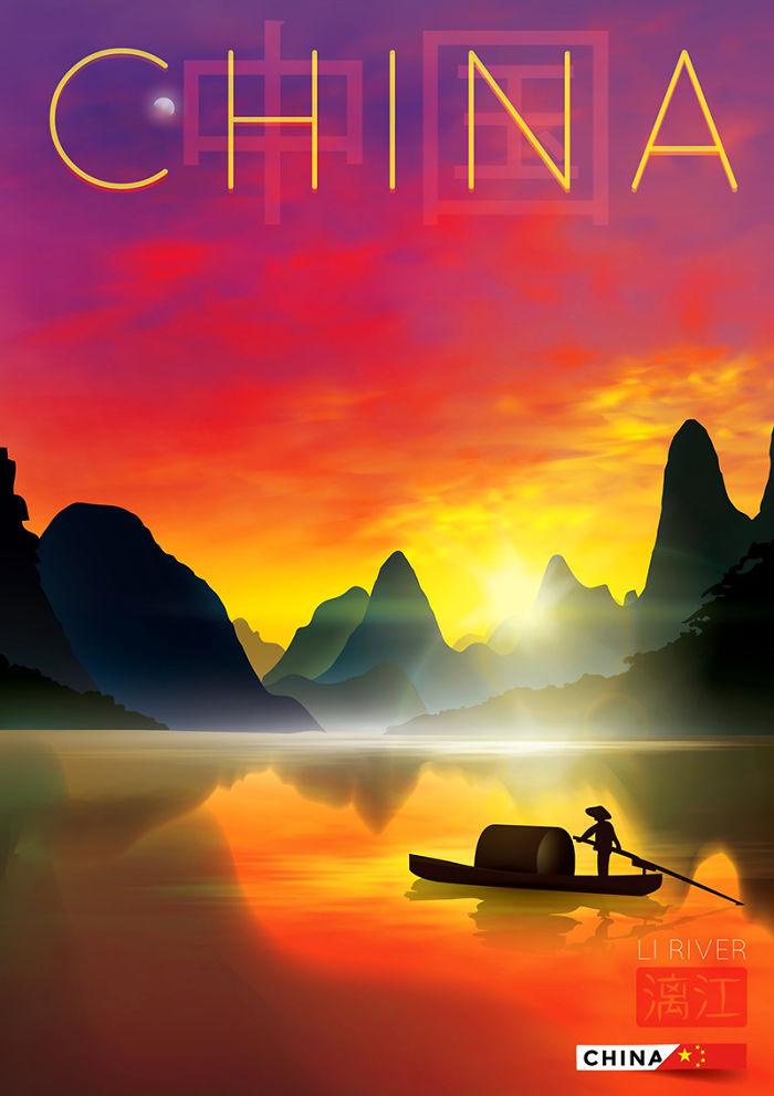 China's Amazingly Beautiful Li River