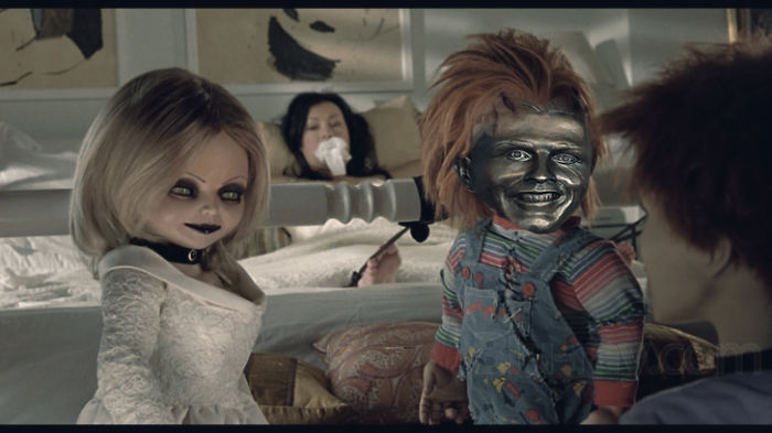 Go Home Chucky , You're Drunk !