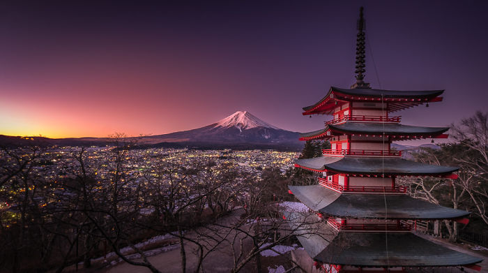 A Journey To The Future Through Japan's History
