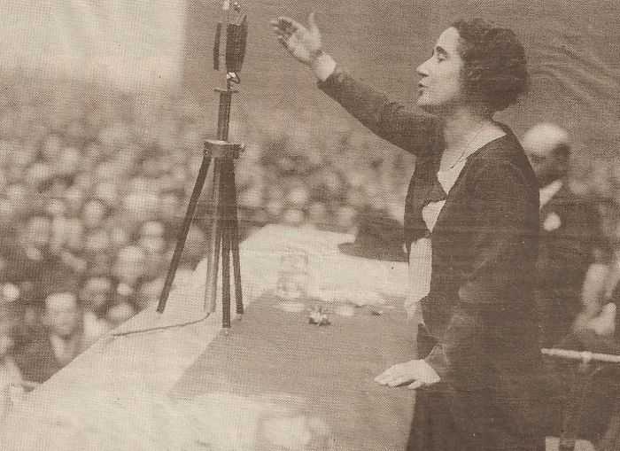 Clara Campoamor (madrid, 12 February, 1888–lausanne, 30 April, 1972) Was A Spanish Politician And Feminist Best Known For Her Advocacy For Women's Rights And Suffrage During The Writing Of The Spanish Constitution Of 1931.