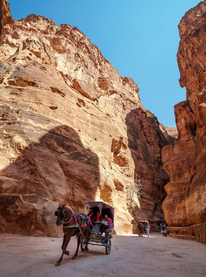 Petra, The Magical Journey