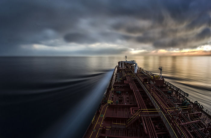 I Took My Passion For Photography Onboard With Me On My Job As A Seaman And Here's The Result