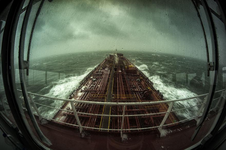 The North Atlantic Ocean