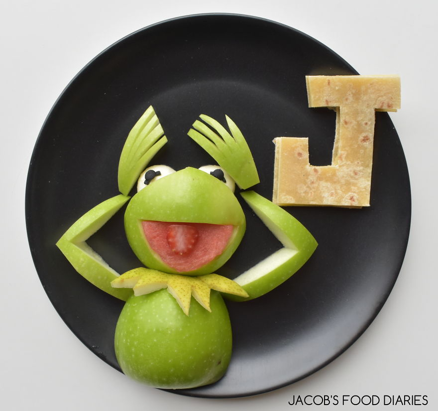 Kermit The Frog From The Muppets