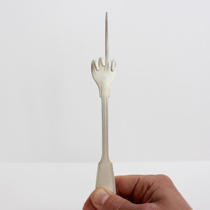 Experimental Cutlery And Dishware For Culinary Adventures