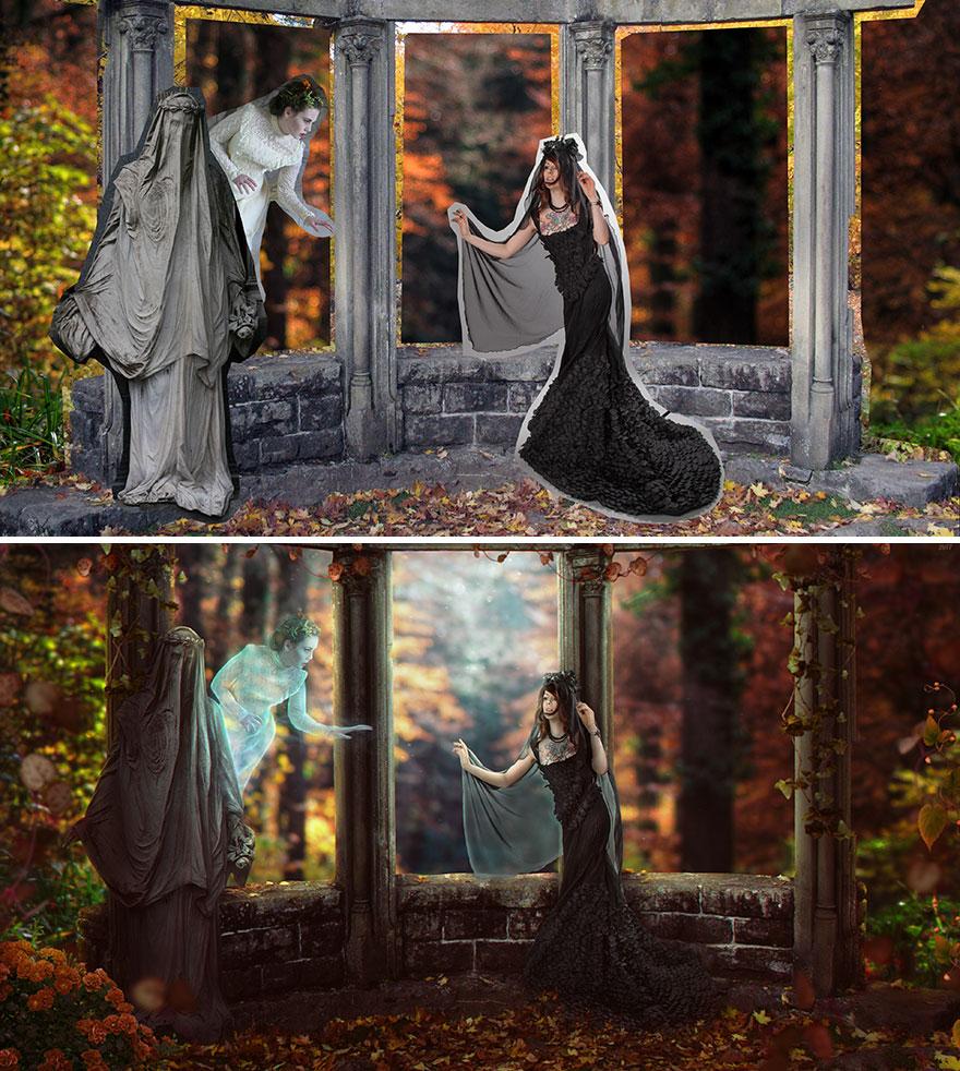 Fabulous Photo Manipulation In Photoshop