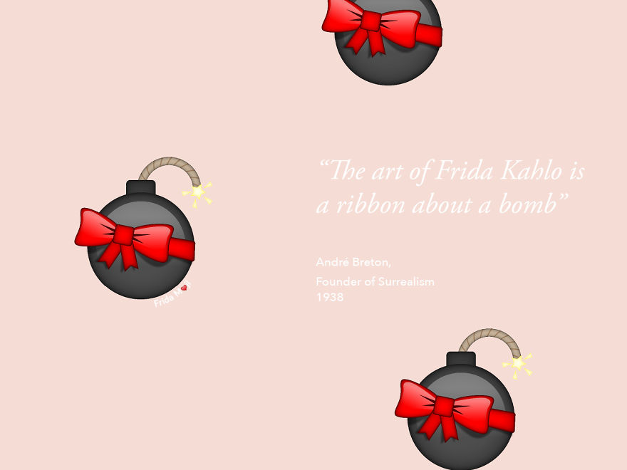 Ribbon About A Bomb