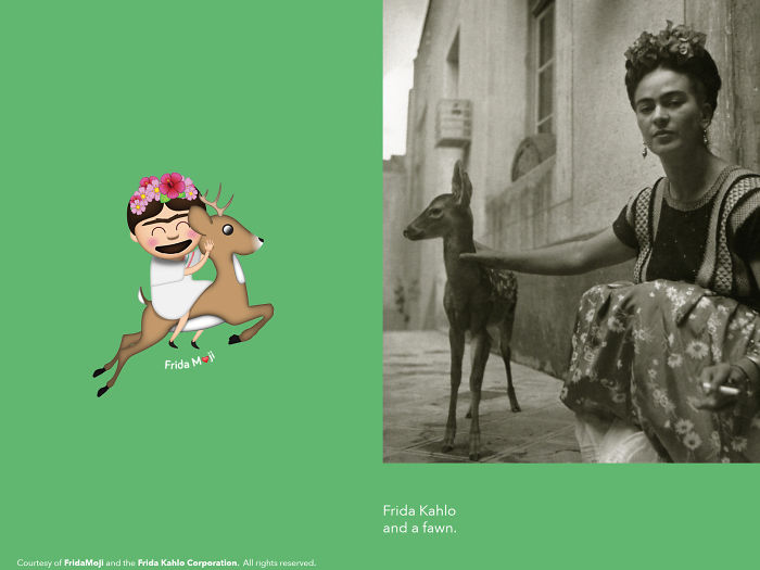 Frida And Fawn