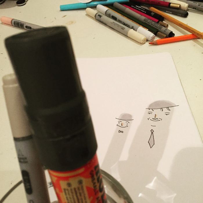 Shadow Doodles