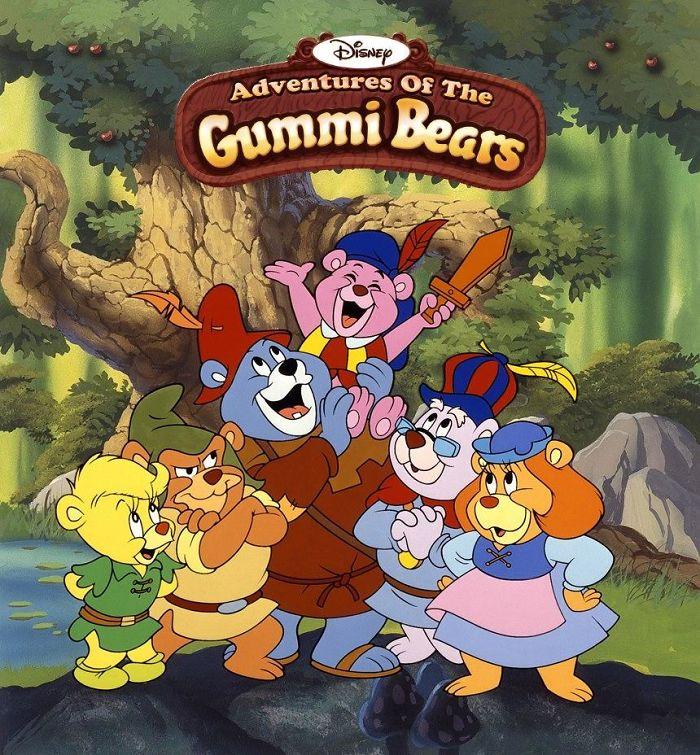 Remember The Great Cartoons. Like Gummi Bears!