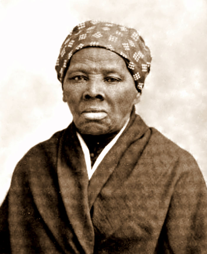Harriet Tubman, Who Helped Slaves Escape Via The Underground Railroad.