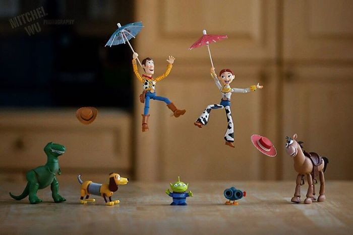 I Create Toy Stories From The Heart!