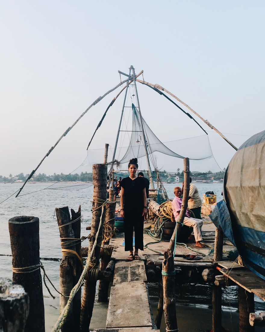 Point 89 // Chinese Fishing Beach // India