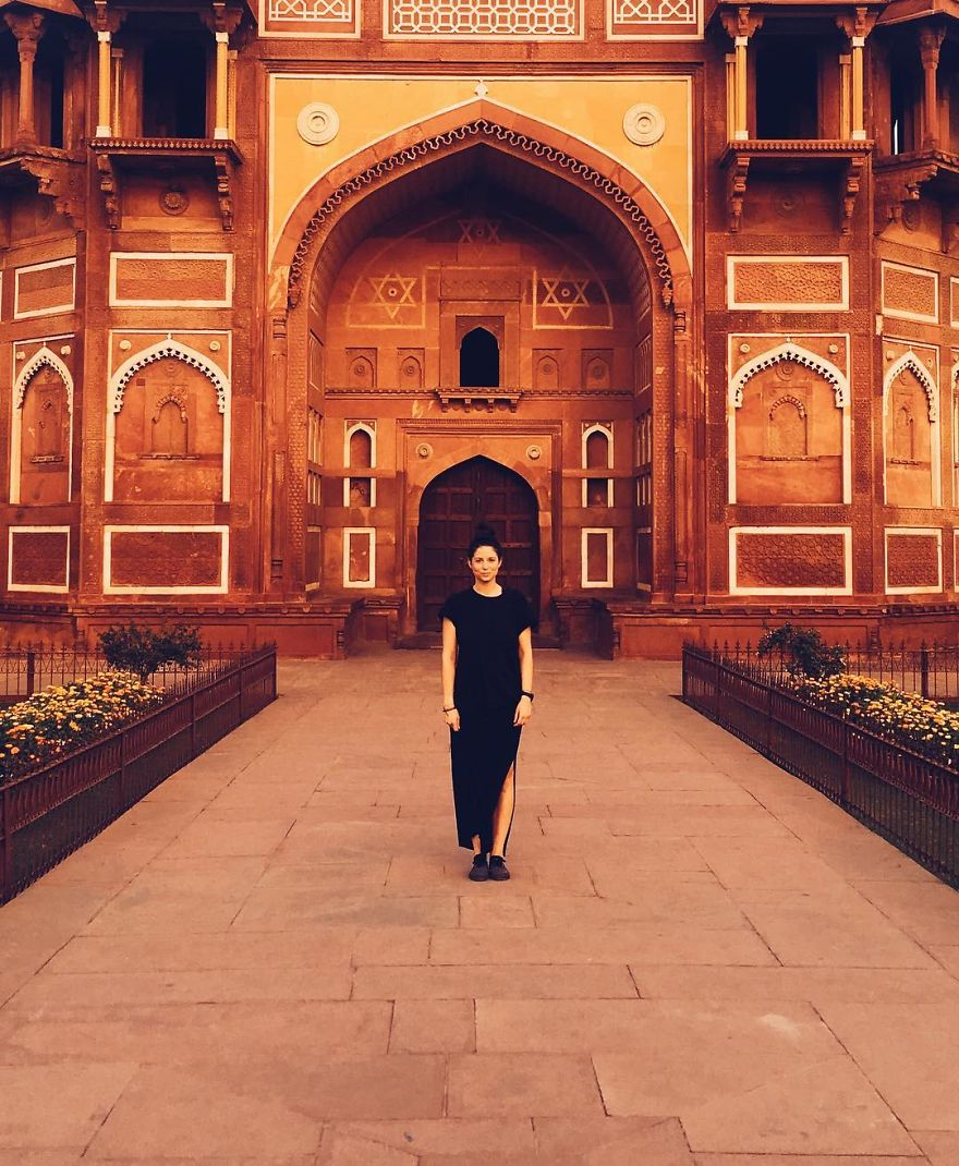 Point 88 // Amar Singh Gate // India