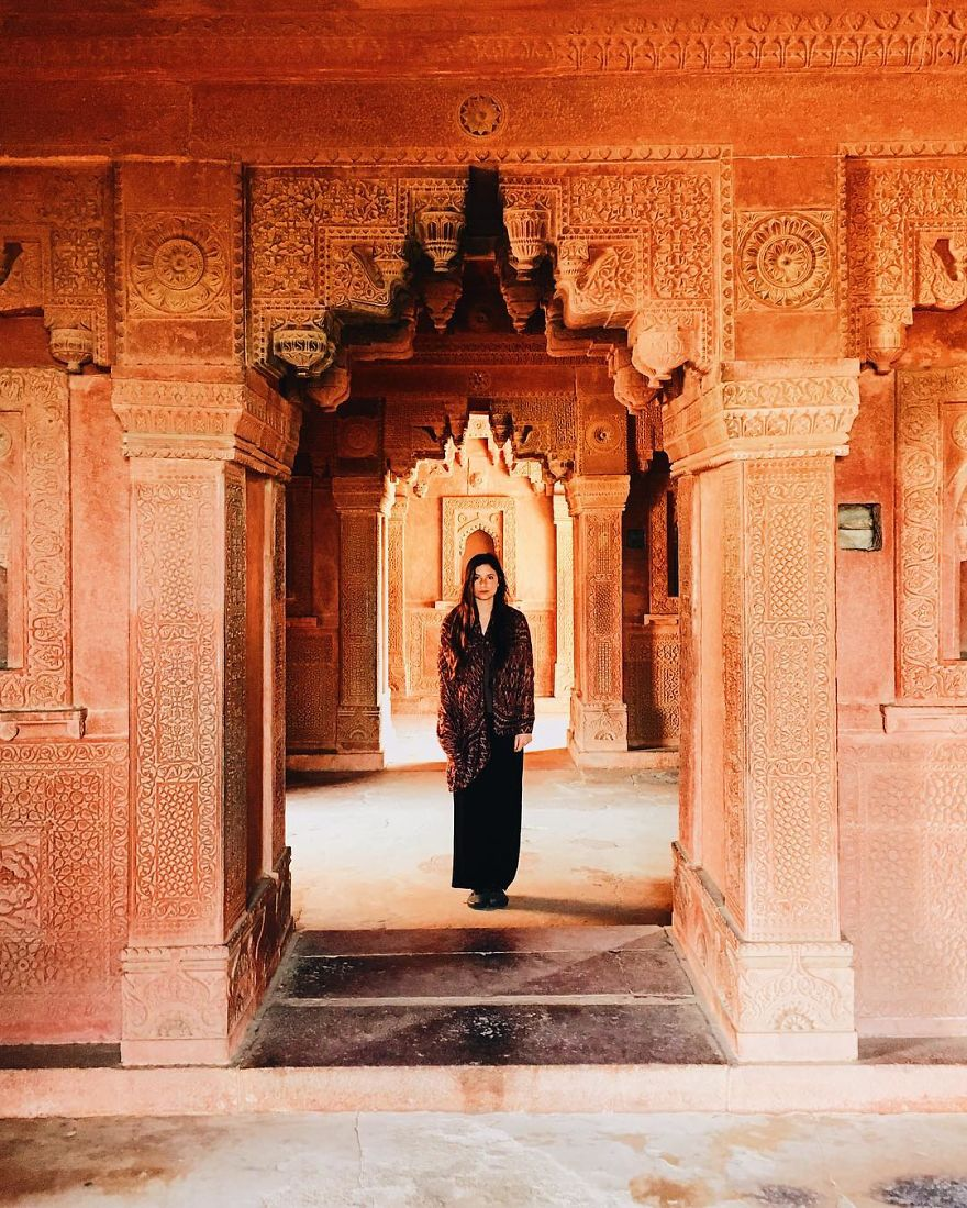 Point 81 // Fatehpur Sikri // India
