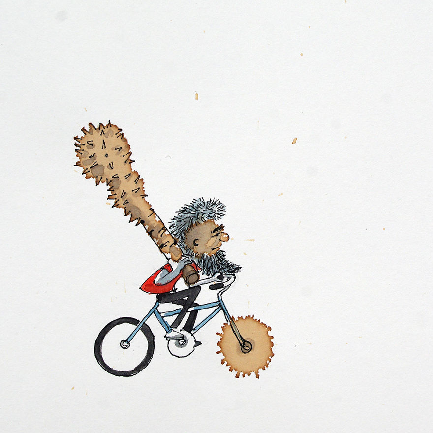 Thor On Bike!