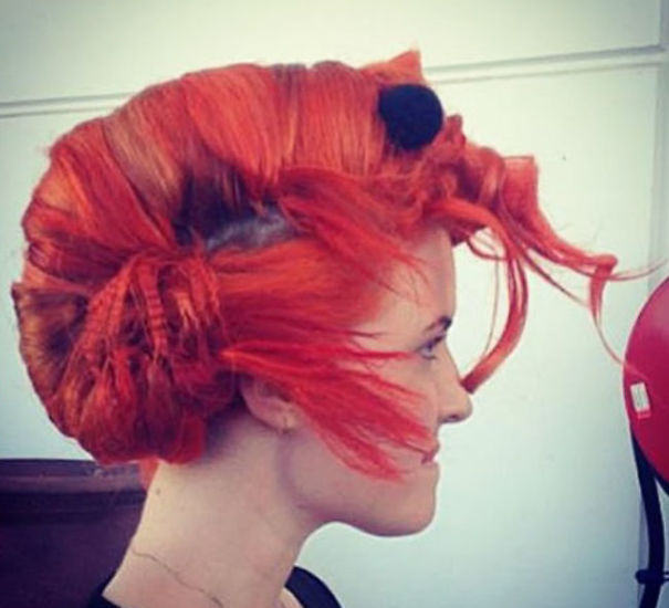 I Spent 30 Days Hair Dyeing And  Sculpting For A Good Cause!