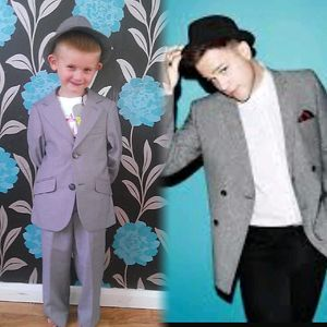 My Son Thinks He Looks Like Olly Murs, Ps He Loves Ollys Music And Wanted To Be Like Him When He Was Younger