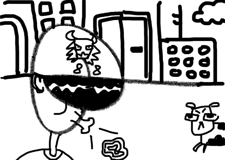 Urban Spitter