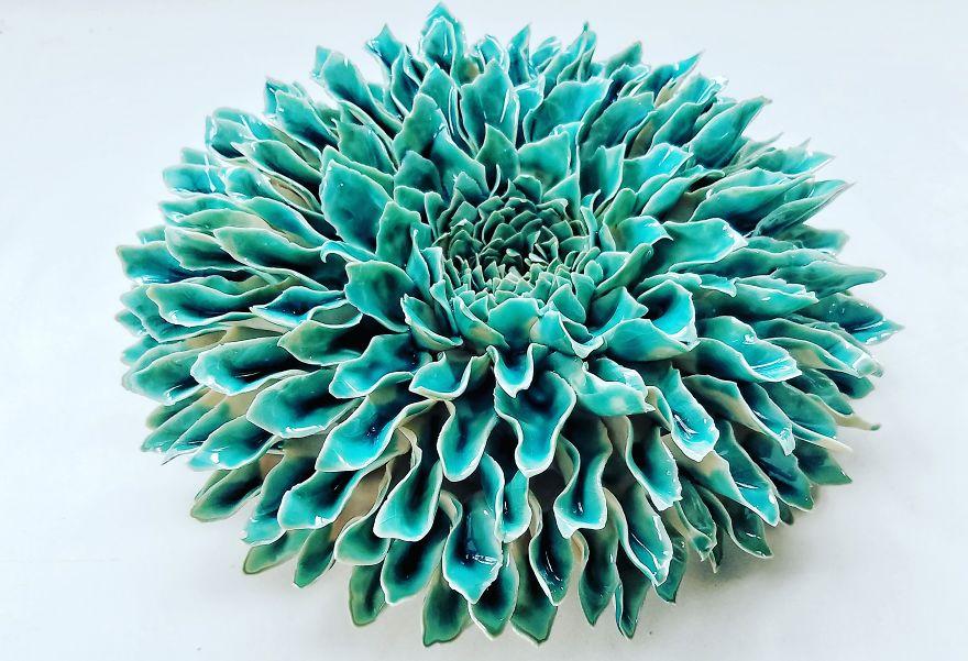 Owen Charles Mann's Floramic Sculpture