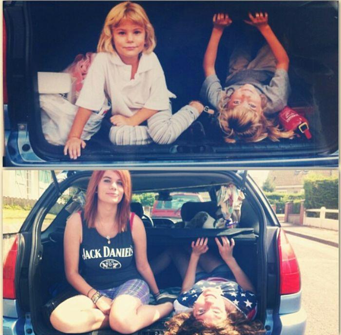 Same Sisters, Same Car. 1999-2013
