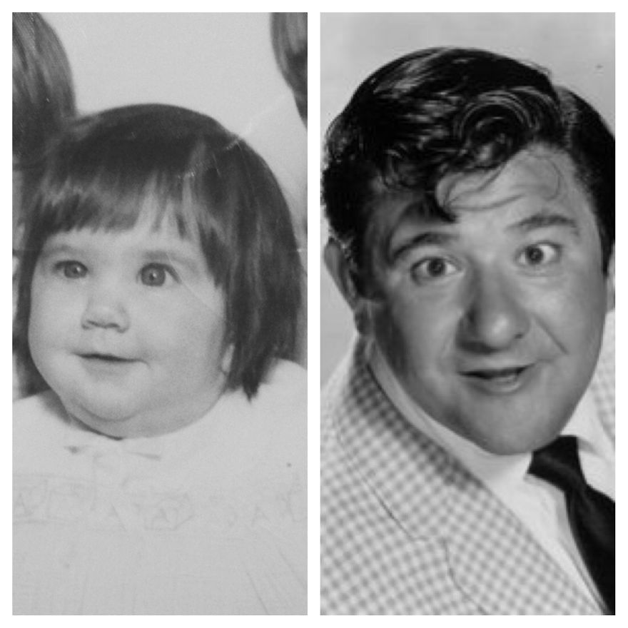 I E Been Told I Looked Like Buddy Hackett!