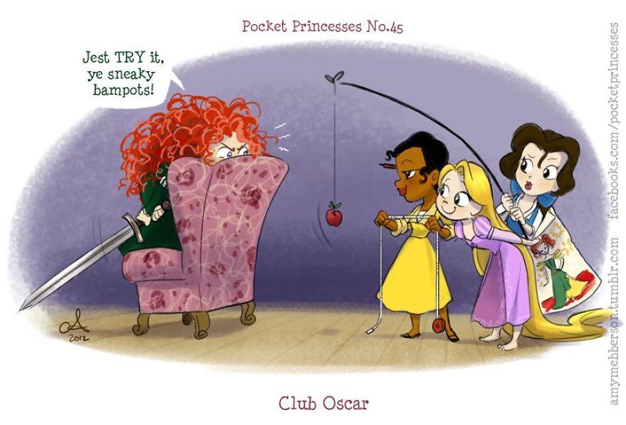 Смешные картинки принцесс диснея с надписями на русском